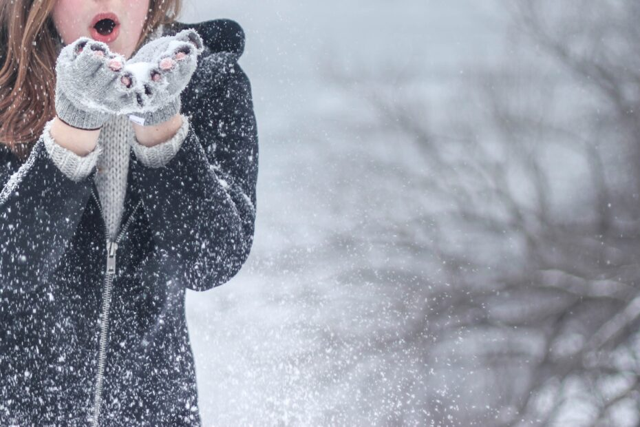 Gør dig selv og din krop klar til vinteren og måske, julen?
